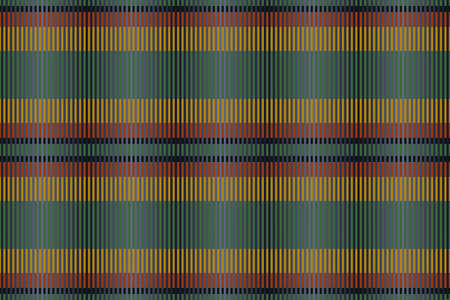 Original drawing for print on fabric. Superimpose thin vertical stripes on horizontal stripes. Interesting effect
