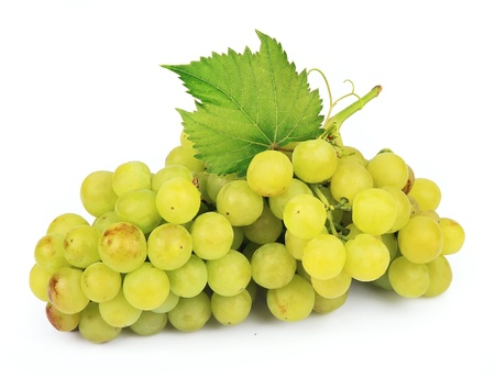 muscat: Sweet and ripe grapes muscat Stock Photo