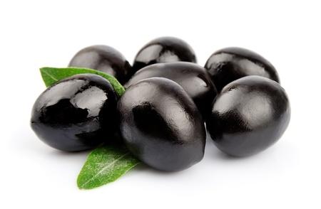 Sweet olives close up  Stock Photo