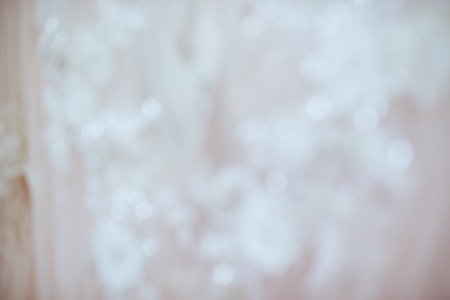 Blurred curtain as abstract background