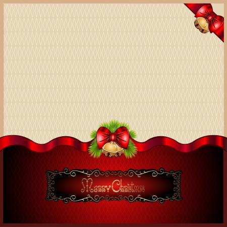 new year background christmas Illustration