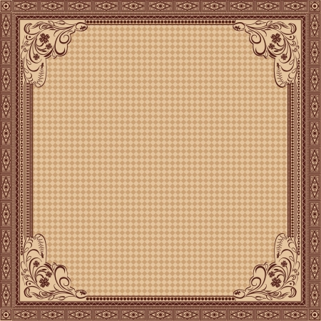 vintage old background Vector