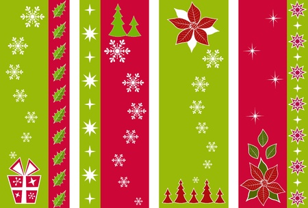 Christmas ornament for scrapbook. Vector illustration. Stock Vector - 11647938