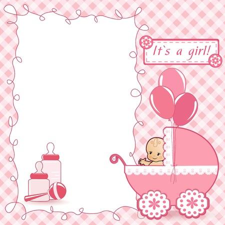 teteros: Tarjeta de Baby Shower