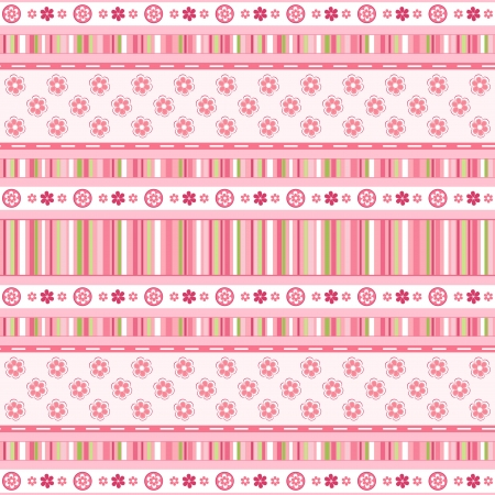 stria: Set pink ribbon
