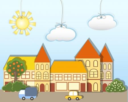 urban planning: Toy town