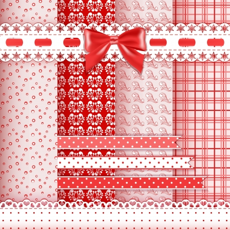 lace edges: Collection for scrapbook  Patterns
