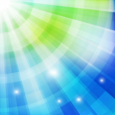 rainbow background: Colourful abstract background  Vector illustration
