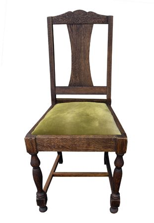 Antique Chair Stock Photo - 2370927