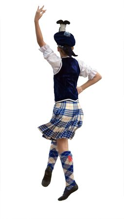 scot: Highland Dancer