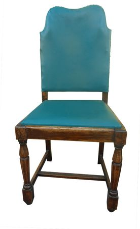 padded: Padded chair