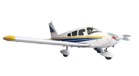 throttle: Light Aircraft isolated