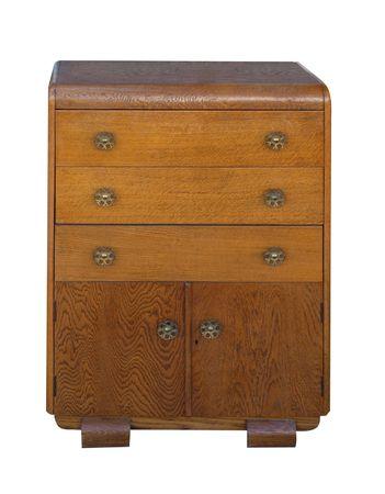 Antique Cabinet Stock Photo - 5669497