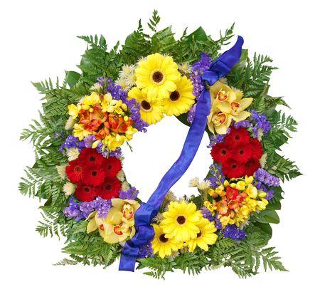 Floral Wreath  photo