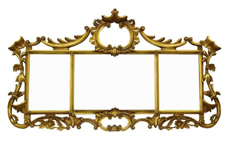 antique: Antique Mirror with Copyspace