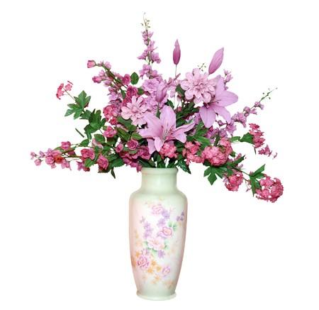 artificial flowers: Large Floral Arrangement