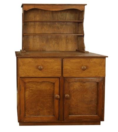 antique: Antique Sideboard