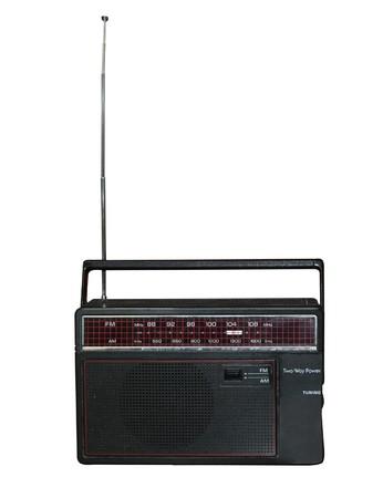 transistor: Antiguo transistor radio