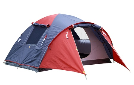 Small Dome Tent isolated