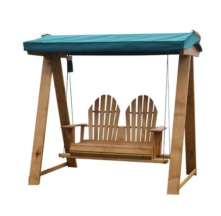 swing seat: Seduta di Swing giardino legno