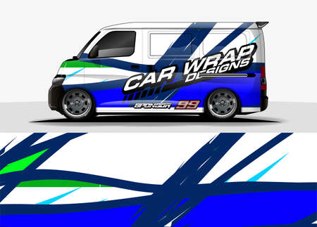 Vehicle decal concept for vehicle vinyl sticker
