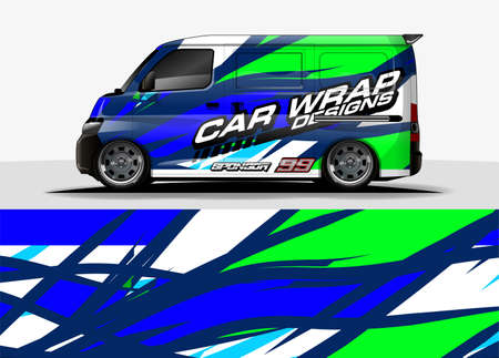 Vehicle design concept for decal branding