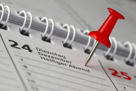 calendar in 2019