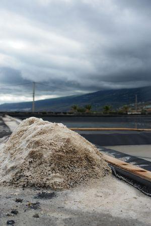 evaporarse: Salt Marsh-agua,  Foto de archivo