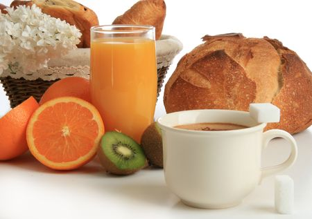 french breakfast Stock Photo - 5042405