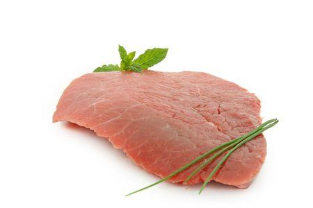 beefsteak: beefsteak Stock Photo