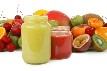 compote: baby food, compote of fruit