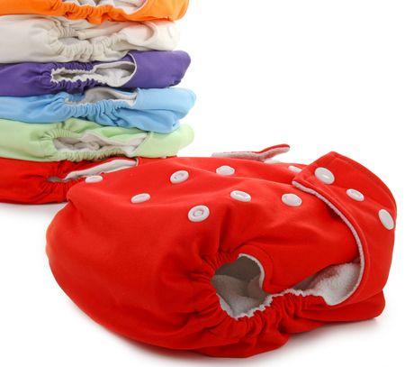 nappy: disposable nappy