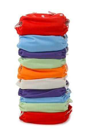 disposable nappy Stock Photo - 7602312