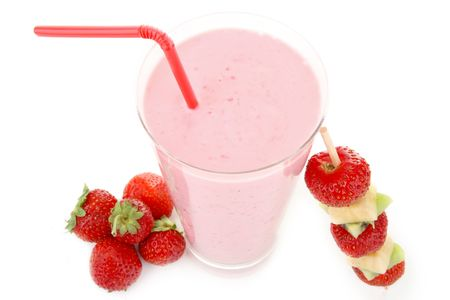 batidos de frutas: Smoothie
