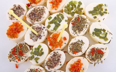 fingerfood: fingerfood Stock Photo