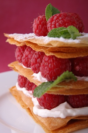 mille: mille feuille