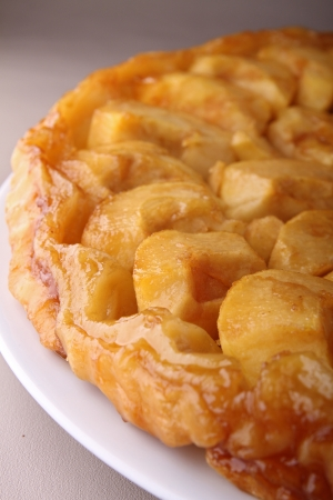 tarte tatin Stock Photo - 9194753