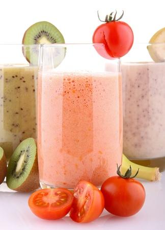 batidos de frutas: batidos