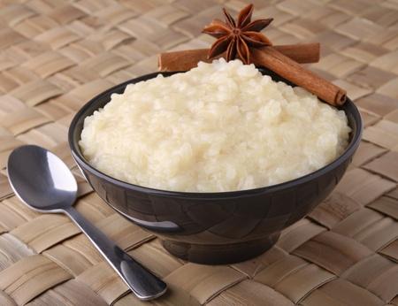 rice pudding Stock Photo - 9345556