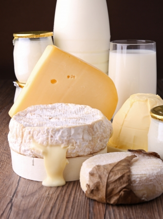 dairy products Stock Photo - 10283570