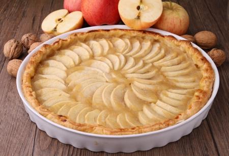 sweet tart: apple pie