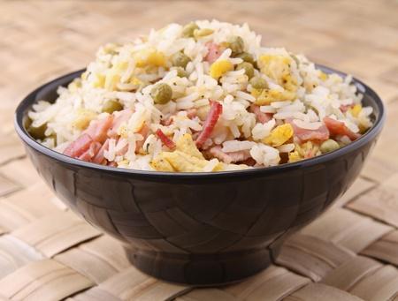 arroz chino: arroz frito