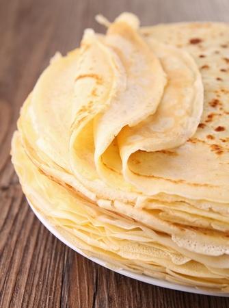 pile of pancake photo
