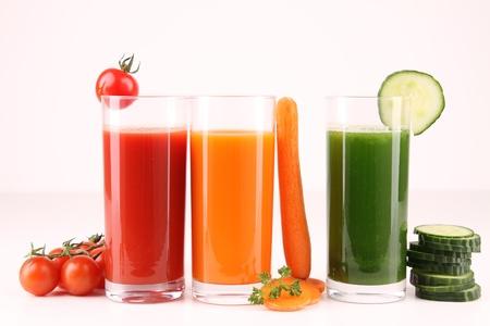 vegetable juice Stock Photo - 11865183