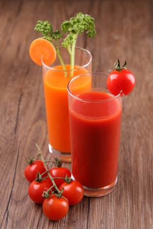 vegetable juice photo