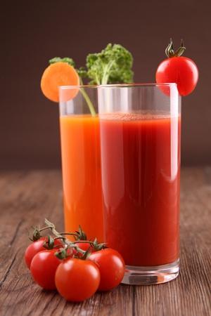 tomato cocktail: vegetables cocktail