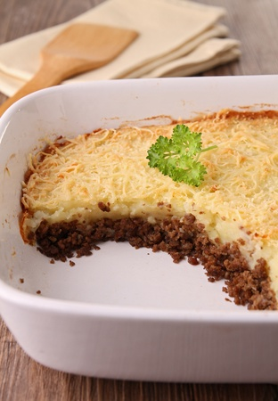 cottage pie photo