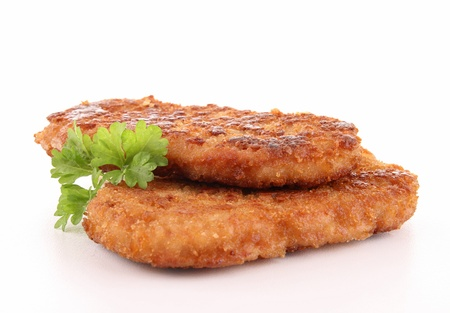 isolated breaded food photo