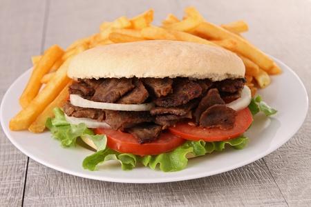 donner: kebab