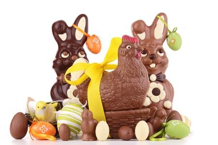 chocolate easter photo